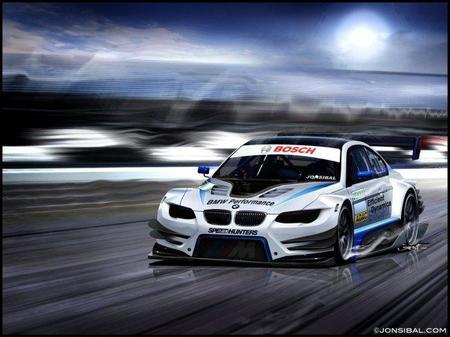 BMW desvelará su M3 Concept para el DTM el 15 de julio