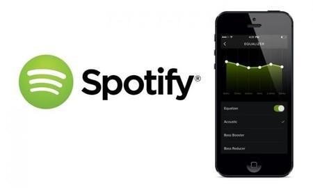 Spotify para iOS se actualiza incluyendo un ecualizador