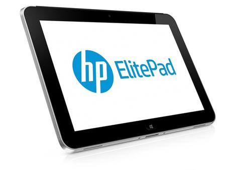 HP ElitePad 900, tablet con Windows 8 para profesionales
