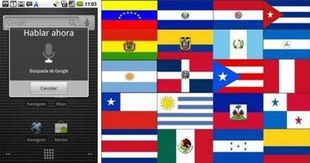 Google mejora el sistema de búsquedas de voz para que reconozca los dialectos latinos