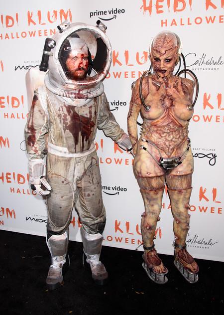 Heidi Klum Halloween 2019 2