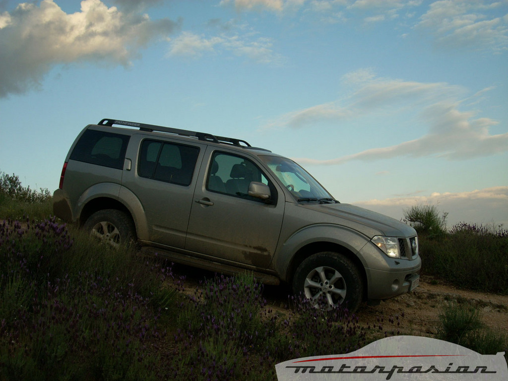 Foto de Nissan Pathfinder (prueba) (17/48)