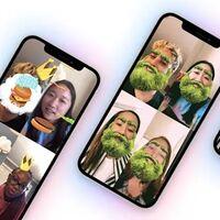 Messenger lleva los efectos y máscaras a las llamadas de grupo y pronto estarán también en Instagram