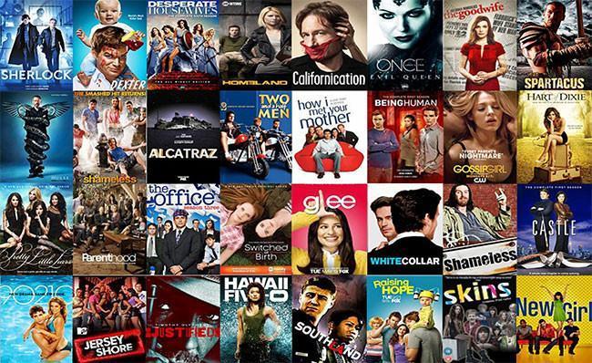 Diez series de TV para encerrarse en invierno