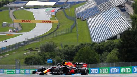 Verstappen Austria F1 2020