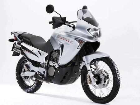 Honda Transalp Xl650v 05