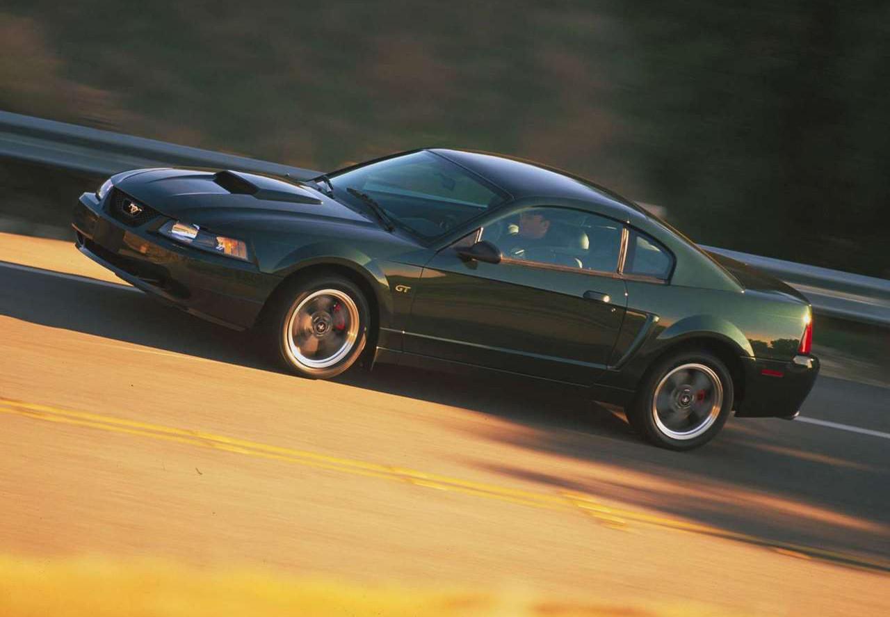 Foto de Ford Mustang Bullitt 2001 (5/19)