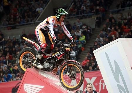 Toni Bou, Campeón de España de Trial Indoor 2013
