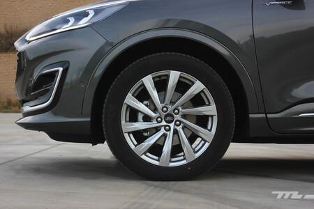 Ford Kuga Fhev 2021 ruedas