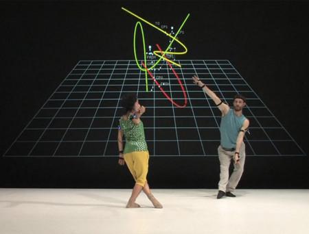 Bailando bajo la atenta mirada de Kinect