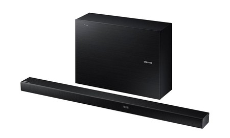 Potencia y buen sonido para tu TV con la barra Samsung HW-K650 en PcComponentes por 299 euros