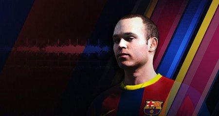 'FIFA 11', Iniesta será la portada del juego