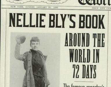 Nellie Bly, la mujer que superó el récord de un personaje de Julio Verne