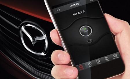 Mazda quiere que puedas arrancar el coche a distancia desde tu smartphone