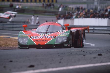 Mazda 787B en Le Mans 1991