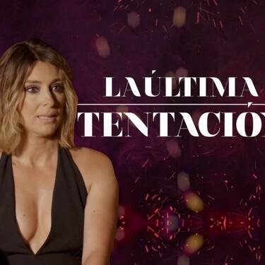 Sandra Barneda nos deja living con la secuela de 'La Isla de las Tentaciones': estas son las primeras revelaciones oficiales de la mecánica (y las parejas) de 'La Última Tentación'