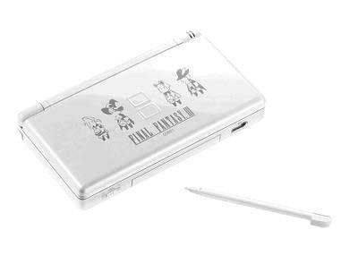 Final Fantasy III con edición especial de DS Lite