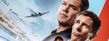 'Le Mans '66': Christian Bale y Matt Damon pilotan una de las mejores películas del año