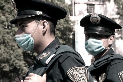 Plan de acción en contra de la Gripe A