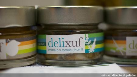 Delixuf - el aperitivo de chufa - romero y tomillo