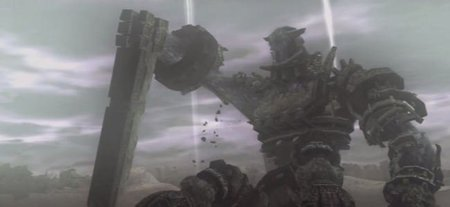 Shadow of The Colossus HD: Gaius