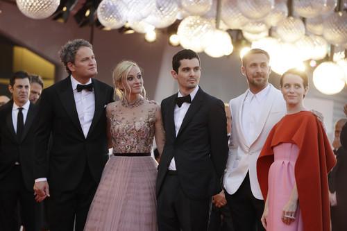 Festival de Venecia 2018: todos los looks de la alfombra roja en la ceremonia de inauguración