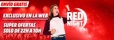 Red Night en MediaMarkt: los mejores precios de la semana en la Tienda Roja, hoy también se pueden financiar al 0%