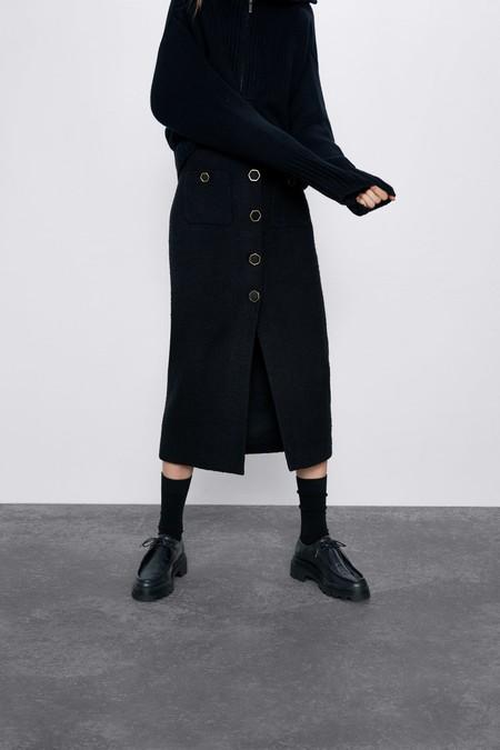 Faldas Otono Zara 06