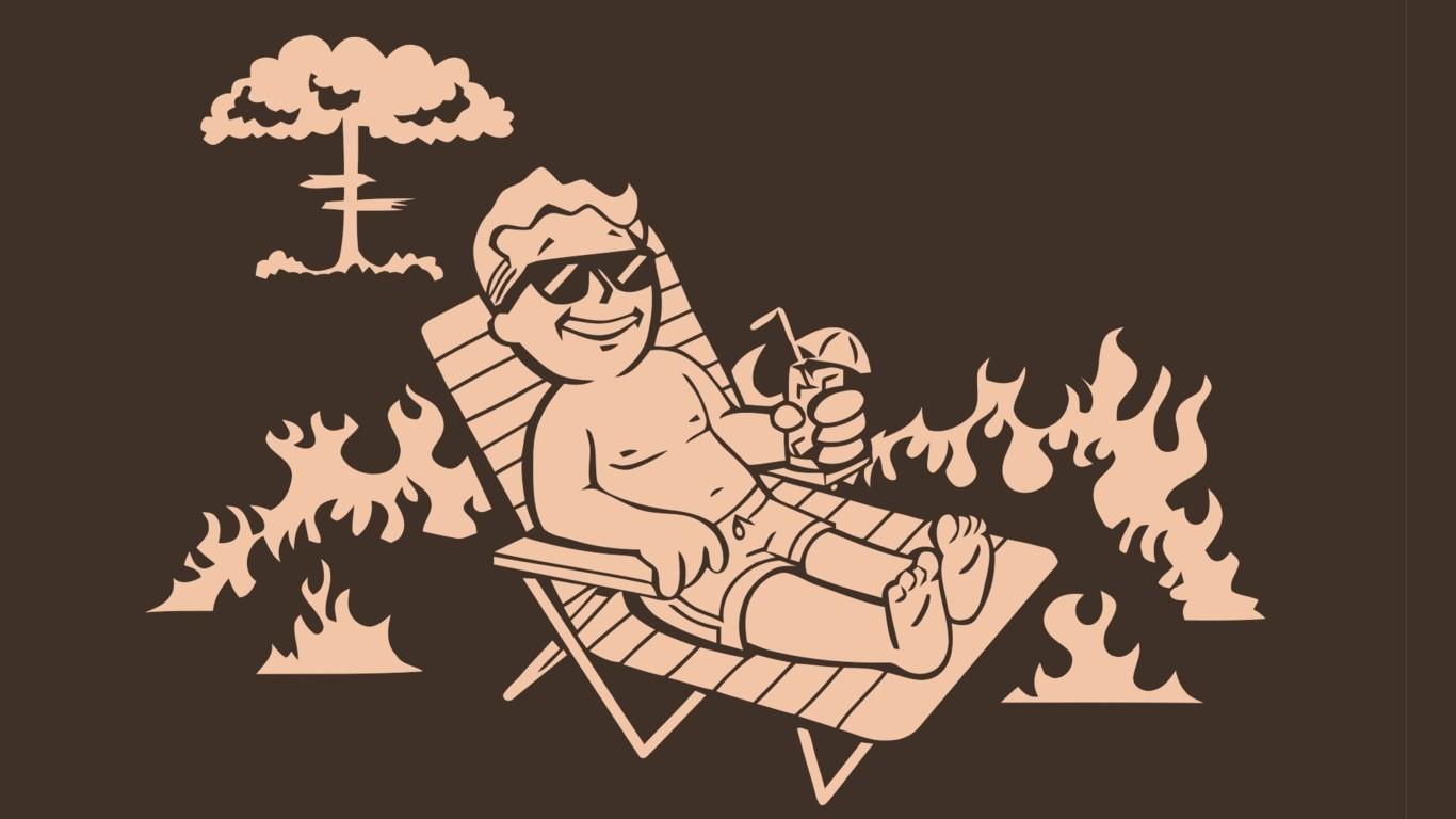 Vivir en Fallout antes y después del Yermo
