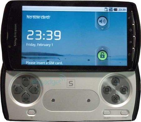 Desvelada la PlayStation Phone. Actualizado