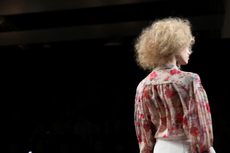 Foto de Alma Aguilar en la Cibeles Madrid Fashion Week Otoño-Invierno 2011/2012 (18/126)