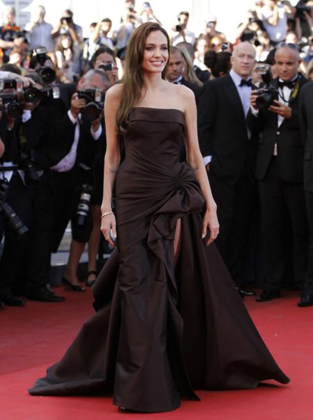 Angelina Jolie mejor vestidas Festival Cannes
