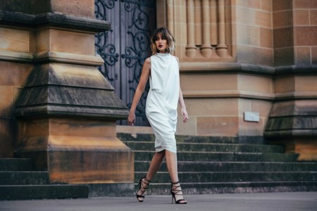 Chronicles Of Her Acler White Dress