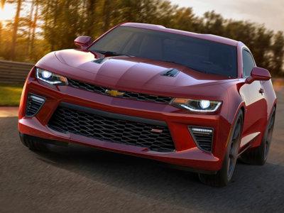 Chevrolet Camaro convertible, aparta el día 24 de junio si lo quieres conocer
