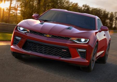 Chevrolet Camaro convertible, si lo quieres conocer aparta el día 24 de junio para el