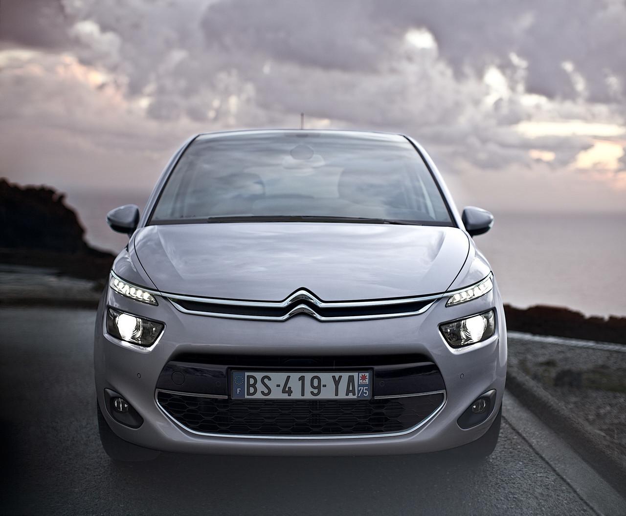 Foto de Citroën C4 Picasso y Grand C4 Picasso (2/152)