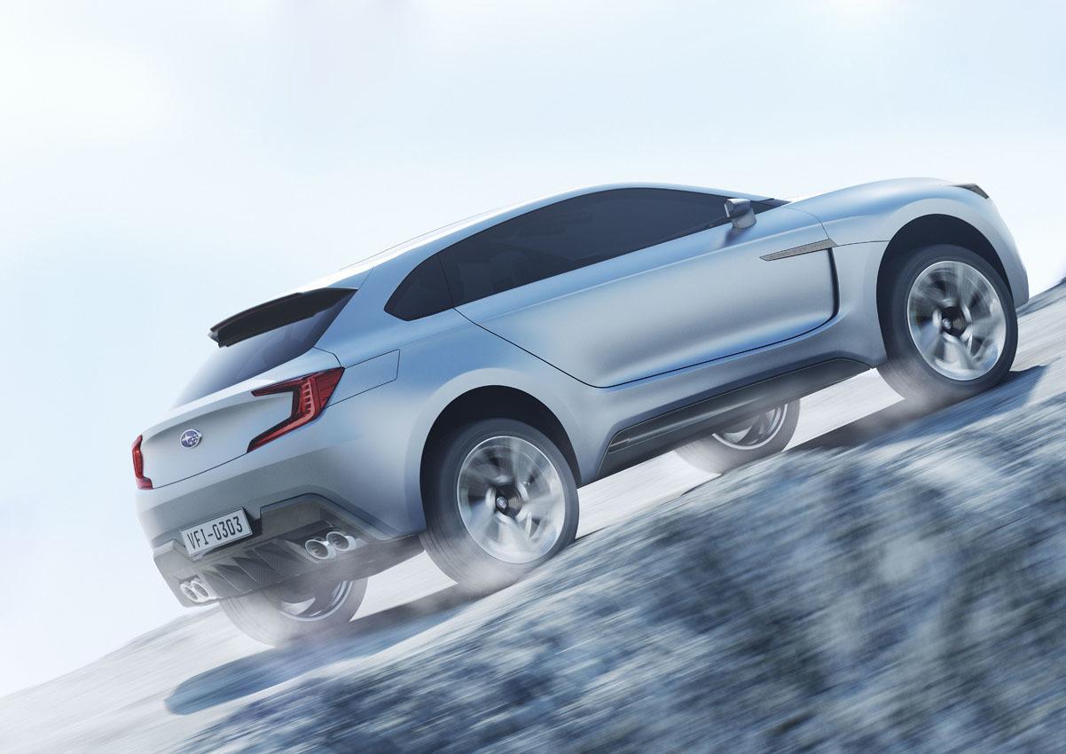 Foto de Subaru Viziv Concept (7/28)