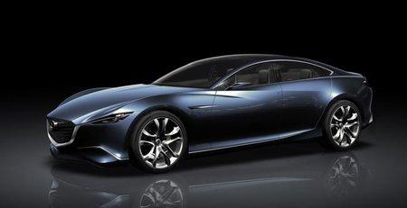 El Mazda Shinari Concept y el nuevo lenguaje de diseño Kodo