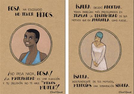 Carol Rossetti Ilustradoras Feministas