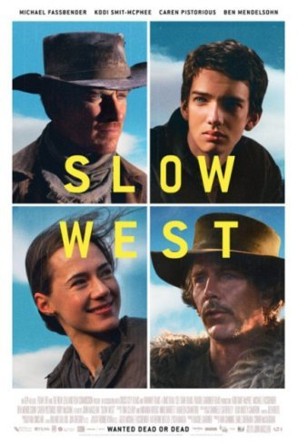Otro póster de Slow West