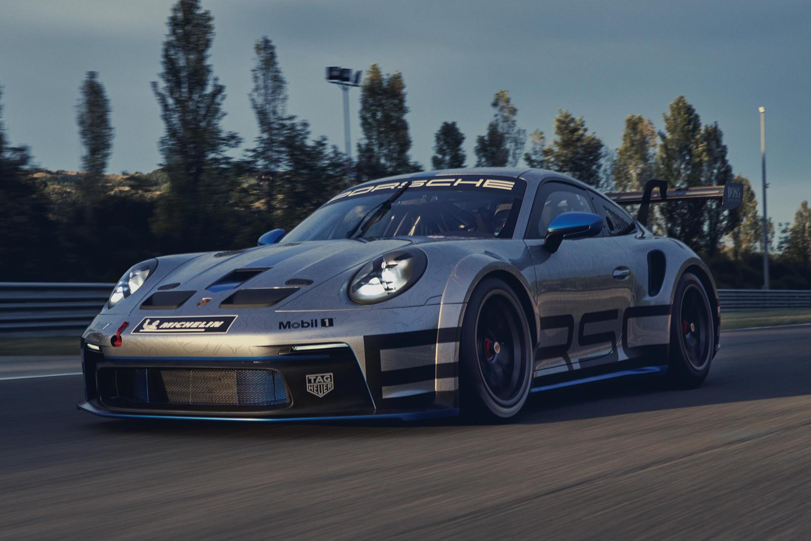 Foto de Porsche 911 GT3 Cup (1/22)