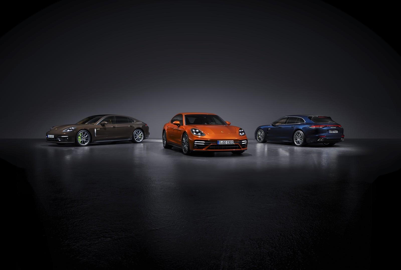 Foto de Porsche Panamera 2021 (27/57)