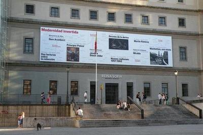 El Museo Reina Sofía amplía su horario nocturno durante agosto y septiembre