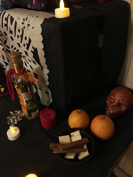 Altar Muertos Mexico 7