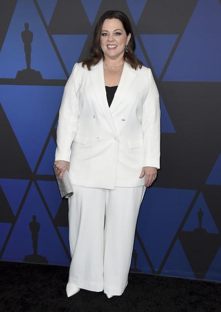 Melissa Mccarthy premios gobernador