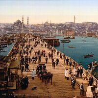 Así de exuberante y hermosa era la Constantinopla otomana del siglo XIX, en 22 imágenes a todo color