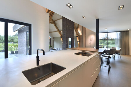 Stuurman Ontwerpt Landelijke Villa Lichtplan Interieur Meubilair Maatwerk Eindhoven 12