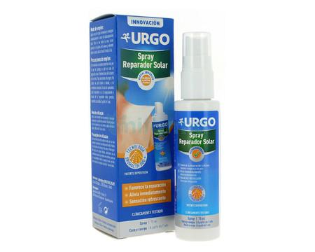 Spray Reparador Solar Urgo