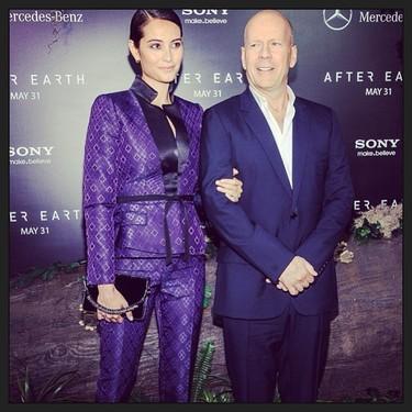La quinta hija de Bruce Willis ya está aquí