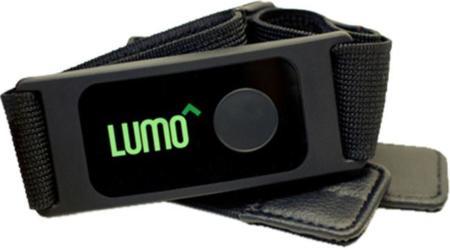 LUMOback, un sensor para mejorar tu postura